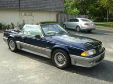 1990 GT 5.0 Convertible