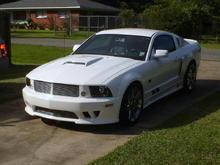 2005 Saleen S281 Mustang