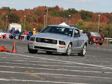 AutoX Mustang6