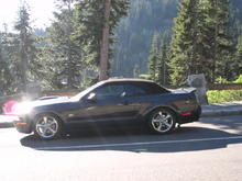2007 GT Premium Alloy @ Chinook Pass