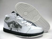 Sneakers in memory of Michael Jackson
