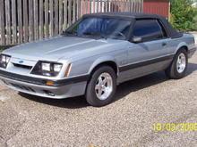 1986 GT Convertible