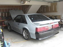 Garage - White Trash