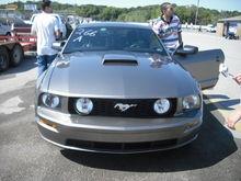 2005 Mustang GT Mineral Grey 5spd. 2000 Ford Explorer XLT 5.0 V8