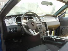 Mustang (interior)