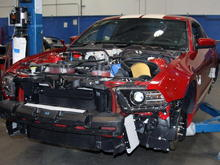 Shelby begins production of first 2013 GT500 Super Snake