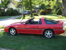 '91 Supra Turbo