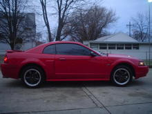 2002 Gt, vortec supercharger black torq thrust rims. R.I.P.