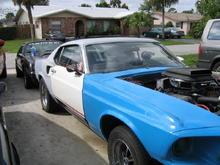 1969 MACH 1 428 012