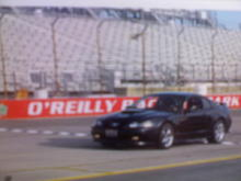O'Reilly Raceway - Indy