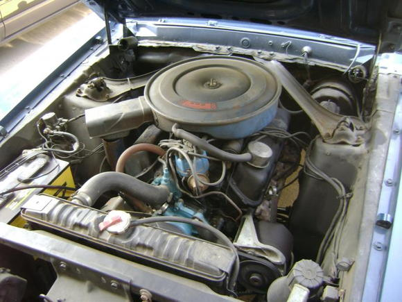 15-Sep-09: Engine inspection