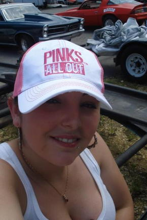 me at pinks all out :)  cant wait to go back, 2010 Pennsylvania may 14th- 15th i think