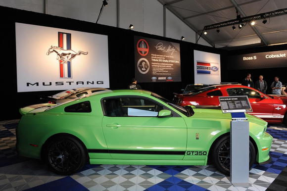 03 2013 shelby gt350 monterey