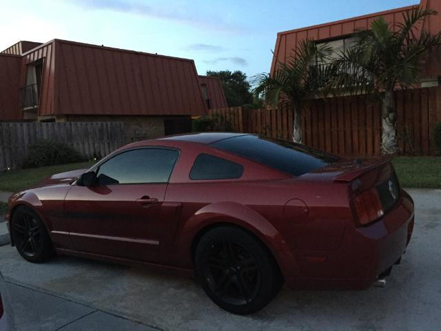 Idle goes up to 3,000 RPM's - MustangForums com