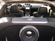 Kenwood Head Unit, JBL Power Series 10""