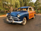 1949 Ford Woody All Original, Restored, Very Nice