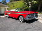 1959 Edsel Corsair Same Family 40 Years, Very Nice