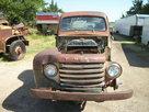 1948 Ford F1  1/2 ton stepside  pickup