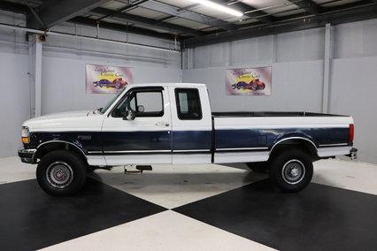 1993 Ford F250 XLT