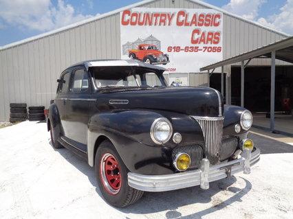 1941 Ford 4dr Sedan