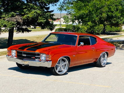 AZTEC COPPER CHEVELLE LS