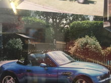 Z3 M, wifes car (she was Girlfriend back then) she drove it round the 'Ring and Spa.  I crached it at Donnington with Trevor Reeves instructing (Rallycross world Champ)