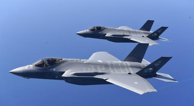 Low Viz F35 markings - PPRuNe Forums