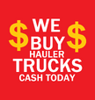 LOOKING TO SELL YOUR HAULER - INSTANT OFFER  for sale $55,666