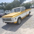1971 Chevrolet C10 Pickup  for sale $3,000