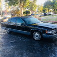 1996 Cadillac Fleetwood  for sale $5,000
