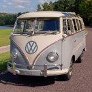 1959 Volkswagen 19-Window Bus