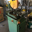 DORINGER MODEL D350 STANDARD EQUIPMENT COLD SAW