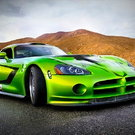 2008 Viper Comp Coupe FIA GT-3 Cup Car