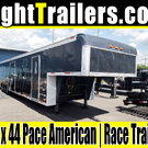 8.5x44 Pace American | Race Car Trailer