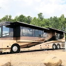 2009 Bluebird Wanderlodge Premier 450XL coach bus
