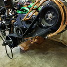 "PAR 540"" FRESH Side Mount ProCharger Motors"