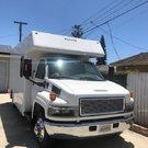 C-4500 custom box van