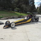 1996 RaceTech Dragster