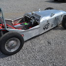 1960 early LOTUS 7 with IRS Series 1 Seven Vintage race car