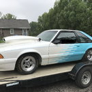 1989 Mustang 9 sec Turn Key MPR Racecar