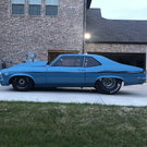 1969 Yenko Nova big tire- not raced yet