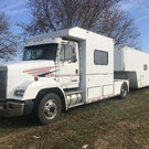 1994 Frieghtliner Toter - Trailer is sold