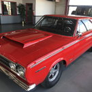 Original 67 RO 23 Super Stock Hemi Belvedere