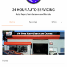 SCAMMER - 24 HOUR TRANSMISSION SERVICING