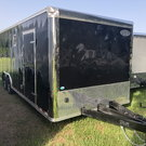 New 2020 Continental Cargo Race Trailer
