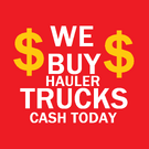 LOOKING TO SELL YOUR HAULER - INSTANT OFFER