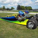 DRAGSTER SALE OR TRADE