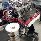 Sonny's 688 cu.in. Hemispherical Headed Engine