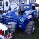 1954 GMC 4x4 Pulling Truck