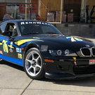 BMW Z3 Coupe Race Ready Clownshoe
